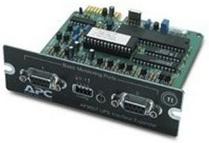 APC AP9607CB Interface Expander with 2 UPS Communication Cables