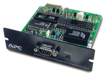 APC Modbus/Jbus Interface Card - AP9622 [Discontinued]