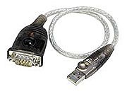 Aten USB to RS-232 Adapter - UC232A