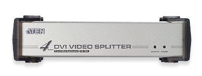 Aten VS164 DVI Video Splitter 4 Port