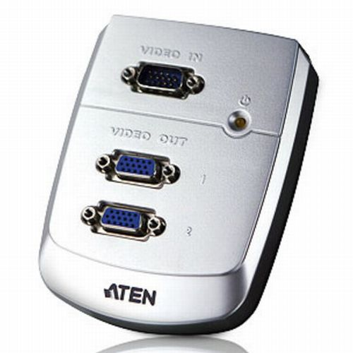 Aten VS82 2-Port VGA Video Splitter (250MHz)