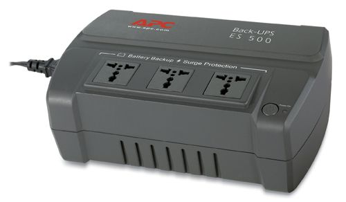 APC BACK-UPS ES 500VA 230V FOR ASE - BE500R-AS [Discontinued]