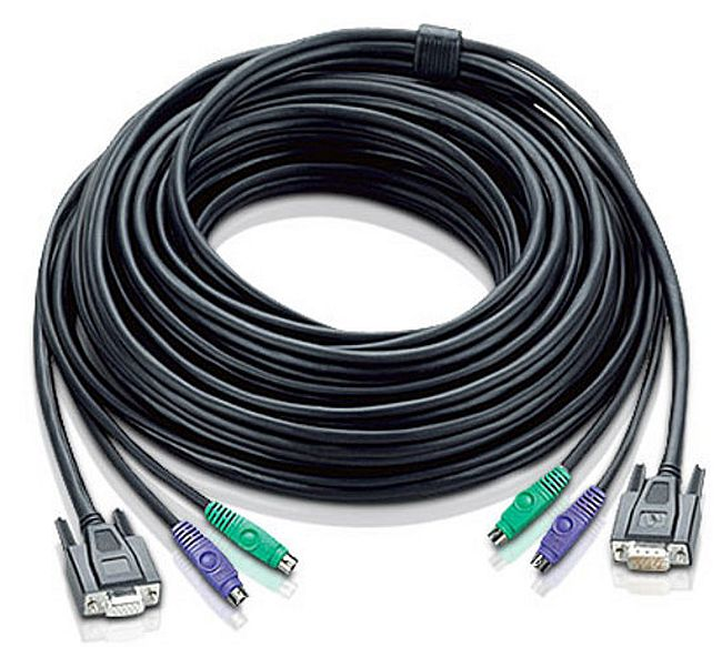 Aten 2L-1003P 3m PS/2 KVM Cable