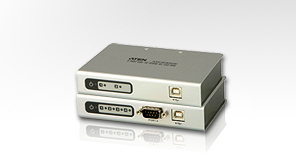 Aten 2-Port USB to Serial RS-232 Hub - UC2322