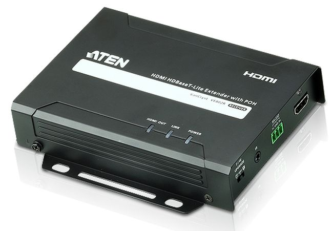 Aten VE802R HDMI HDBaseT-Lite Receiver with POH