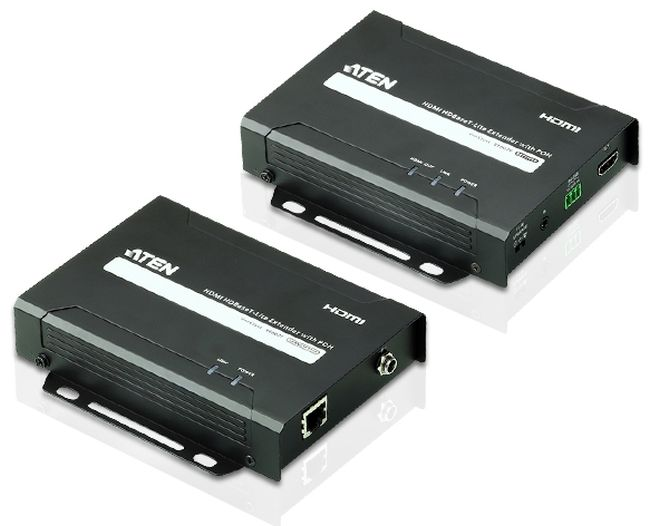Aten VE802 HDMI HDBaseT-Lite Extender with POH