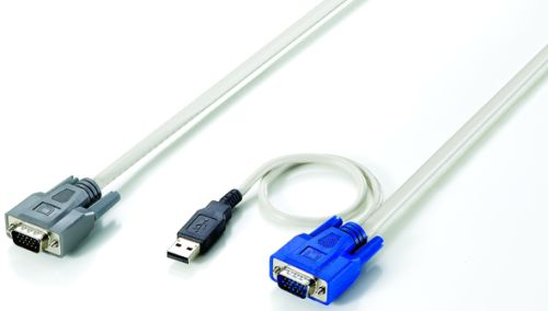 LevelOne ACC-200 55m USB Cable For KVM Switch